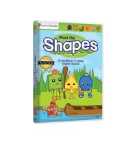 Meet the Shapes Video